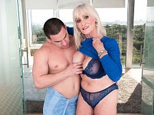 <b>64-year-old Leah Ravages A 23-year-old</b>