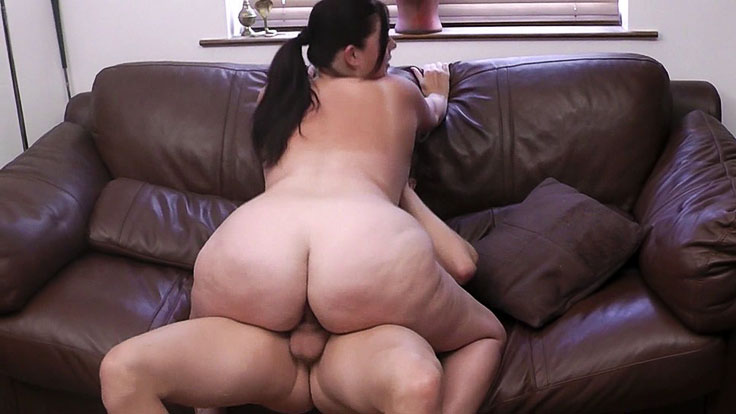 Useless Bbw Ultra-cutie Picked Up And Pulverized