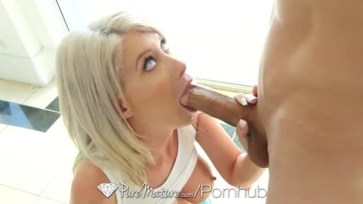 Puremature – Torrid Cougar Riley Jenner Nails Her Youthful Buddy