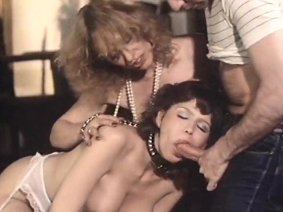 Desiree Cousteau In Antique Orgy Video